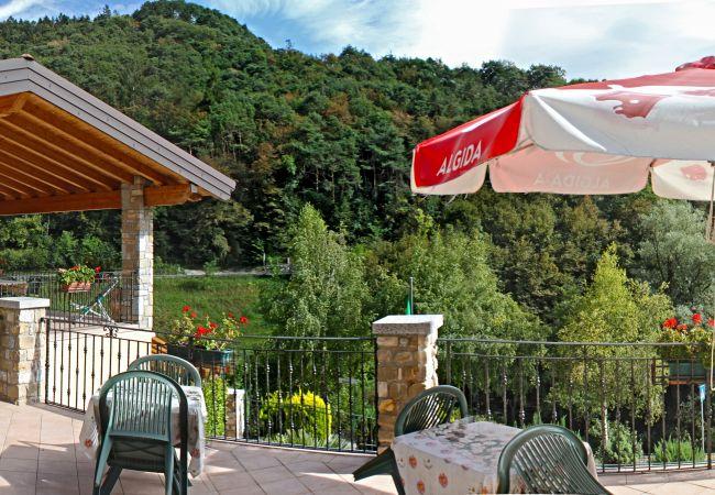 Appartamento a Tremosine - Holideal Residence Tatiana A3
