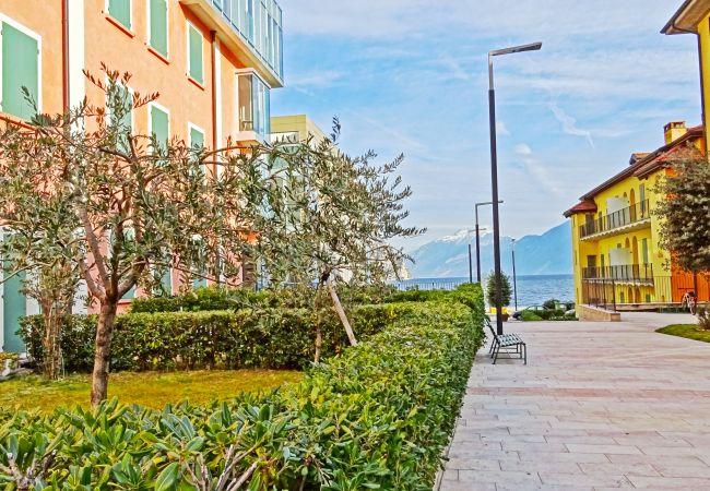 Appartamento a Campione del Garda - Campione Ora 9 Holideal 017189-CNI-00232