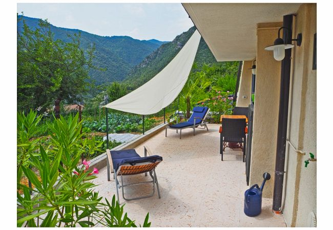 Appartamento a Tremosine - Casa Mele Patio relax